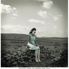 """The barren land"" series by Tessa Posthuma De Boer. Great atmosphere, both alienating and nostalgic at the same time."