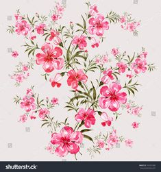Flower watercolor new flowers in 2019 принты Flower Tattoo On Side, Flower Tattoo Drawings, Botanical Flowers, Botanical Prints, Abstract Flowers, Watercolor Flowers, Gulab Flower, Flor Magnolia, Vine Drawing