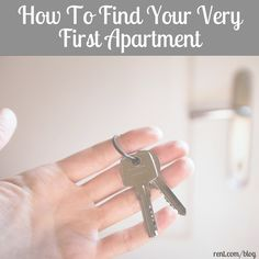 Finding your first apartment can be overwhelming and there's a lot of room for things to go wrong, read this guide before signing your first lease.
