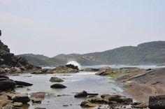 Ponta da Lagoinha, em Búzios - RJ