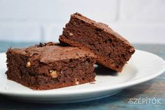 A legfinomabb brownie diós változatban | Életszépítők Brownies, Cake Cookies, Banana Bread, Food And Drink, Cakes, God, Pastries, Torte, Cookies