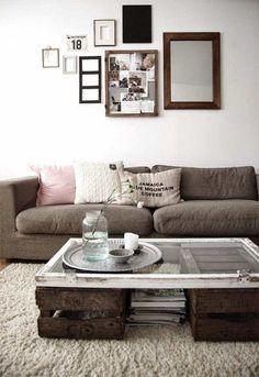 ideas de muebles low cost para el salón
