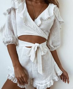 grafika fashion inspo, outfit inspo, and ootd Trendy Summer Outfits, Cute Summer Dresses, Casual Outfits, Outfits Inspiration, Mode Inspiration, Instagram Outfits, Top Jean, Mode Outfits, Fashion Outfits