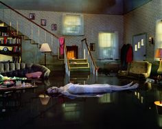 © GREGORY CREWDSON - Untitled (Ophelia) from the Twilight series