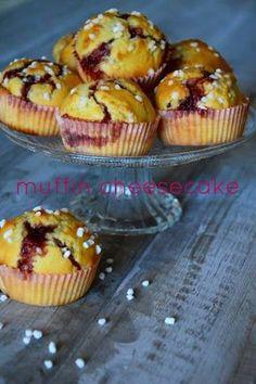 la pancia del lupo: muffins cheesecake