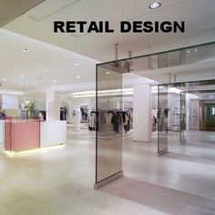 Fashion retail design by www.andcreateltd.com