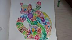 Millie Marotta's Tropisch paradijs Oefenen met Derwent Colorsoft kleurpotloden