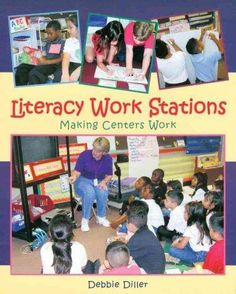 This book will help teachers solve the dilemma: What does the rest of my class do while I'm working with a small reading group? Debbie Diller offers practical suggestions for over a dozen literacy wor