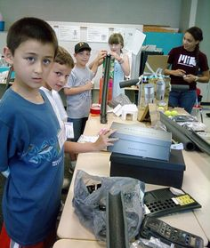 Camp Invention offers Solon students hands-on learning in science and math