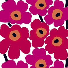 Marimekko's exuberant prints
