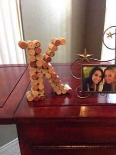 cork craft... think i need to make this