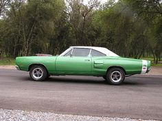 1969 1/2 SuperBee, 440 3x2Bbl  V8/A-833 4speed