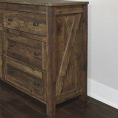 August Grove Gilby 6 Drawer Dresser