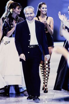 Gianni Versace 1992