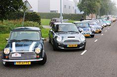 Zondag 9 oktober 2016 is er opnieuw een Mini Cooper toertocht vanuit Klazienaveen. De start is bij BritishCarTrading.com aan de Saffraan 16 in Klazienaveen.