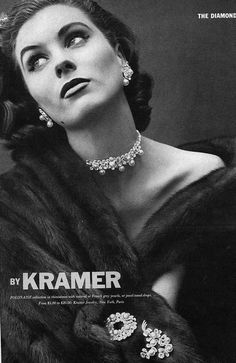 """Suzy Parker 1952  """"God doesn't make many Suzy Parkers"""", someone once quipped.  Here you see why..."""