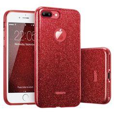 iPhone 7 Plus Case, ESR Luxury Glitter Sparkle Bling Designer Case [Slim Fit, Ha #ESR