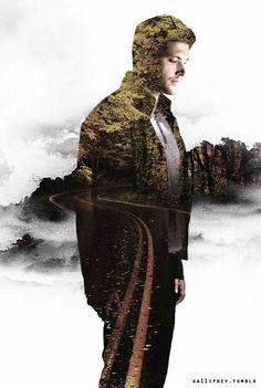 Supernatural ~ Dean - Fan Art