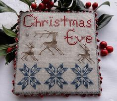 Stitches & Crosses Marijke: Free embroidery patterns