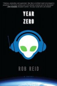 Year Zero by Rob Reid