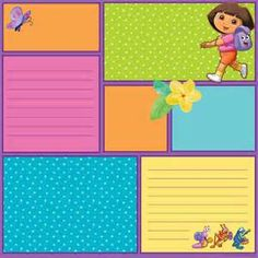 dora explorer scrapbook page - Yahoo Search Results Yahoo Image Search Results