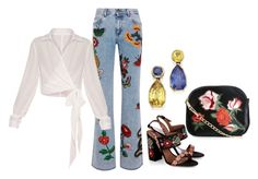 A fashion look from March 2017 featuring see through shirt, denim jeans and crossbody purse. Browse and shop related looks. Tabitha Simmons, Rocker Chic, New Look, Denim Jeans, Harem Pants, Fashion Looks, Gucci, Purses, Polyvore