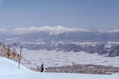 富良野スキー: 富良野市, 北海道 furano