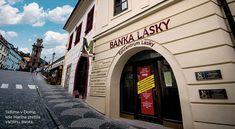 Navštívte nás   BANKA LÁSKY - Banská Štiavnica/Oficiálna stránka Broadway Shows