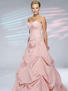 Prom Dress, Prom Dresses, 2014 Style Ball Gown Sweetheart Ruffles Sleeveless Floor-length Taffeta Prom Dresses/Evening Dresses