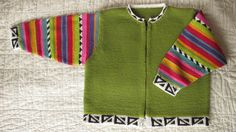 Ravelry: ByAnn в Лилль Indianerstrib - индийские Stripes