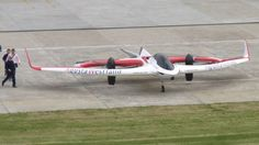 Project Zero is claimed to be the world's first electric tilt rotor aircraft.