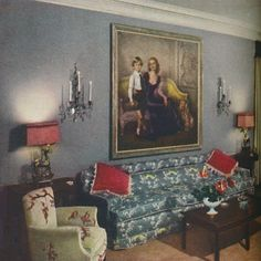 69 best Beautiful Interiors   William Haines images on Pinterest     William Haines   House   Garden