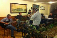 Jazz en Bodegas Mazón, Santander - el 25 de abril  2013  #Cantabria #Spain