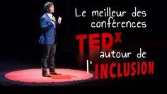 On a compilé les meilleures conférences autours de l'inclusion. Il s'agit des Tedx un peu partout dans le monde qui traitent de l'inclusion.