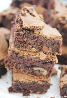 """See our site for additional information on """"gluten free desserts recipes"""". It is a great area to get more information. Gluten Free Brownies, Gluten Free Treats, Gluten Free Desserts, Dairy Free Recipes, Vegan Desserts, Dessert Recipes, Chocolate Sin Gluten, Gluten Free Pastry, Fodmap Recipes"""