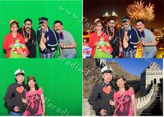 Vancouver Corporate Events Ideas: Green Screen Photo Booth Rentals ...
