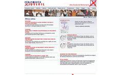 WS AGENCIA DIGITAL - Site do Parlamento Juvenil -