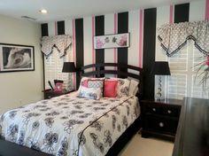moda quartos las paredes pintar paredes exteriores cuarto mi casa nios dormitorios dormitorios de moda nias habitacin de color rosa