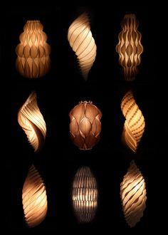 Valentina Abbruzzese - Lamp Couture opendesignitalia.net