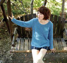 【楽天市場】作品♪213fw-05ボートネックのセーター:【毛糸 ピエロ】 メーカー直販店