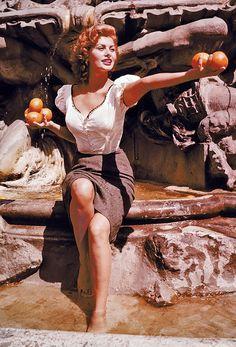 Sophia Loren                                                                                                                                                      More: