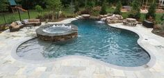 "The Master Pools Guild presents 50 of the best residential natural pools where the pool is the center of a private hideaway tucked in the midst of rock gardens. <a class=""g1-link g1-link-more"" href=""http://www.stylisheve.com/50-of-the-best-residential-natural-pools-by-the-master-pools-guild/"">More</a>"