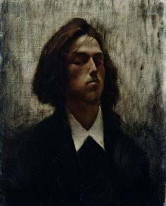 Jean Delville (1890) ~ Belgian Symbolist Painter