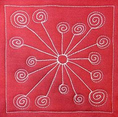 cute quilting design...