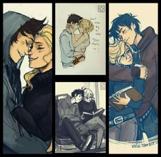 These amazing fan arts!!!❤