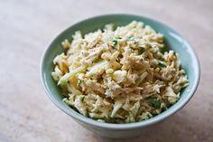 Celery Root Salad - use homemade mayo to  keep it #paleo