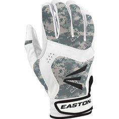 Easton Adult Stealth Core Batting Gloves. Digital Camo. A121736PR