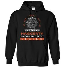 JUST RELEASED - ONLY FOR HAGGERTY