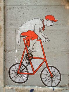 I Want To Ride My Bicycle Street Art Paris S #bicycles, #bicycle, #pinsland, https://apps.facebook.com/yangutu