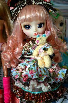 dolls by emigrantka: Pullip Alice Du Jardin